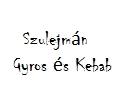 Szulejmán Gyros és Kebab