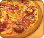 Ragadozó Pizza
