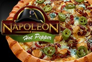 Napoleon - Hot pizza