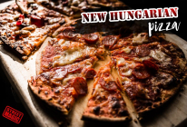 New hungarian pizza