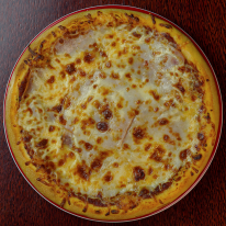 Sonkás pizza