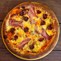 16. Hungary pizza
