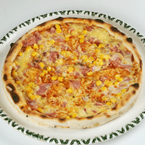 Mexicana II. pizza