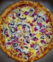 24. Bamba pizza