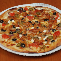 Akropolisz pizza