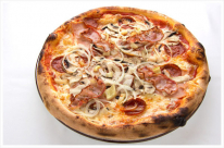 22. Ungherese pizza