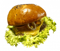 Betyár hamburger