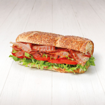 Tripla bacon Sub