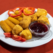 Camembert nuggets