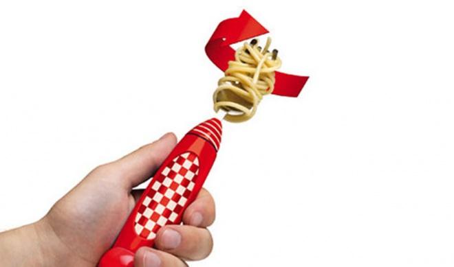 elektromos spagettitekerő