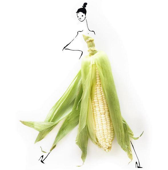 kukoricaruha