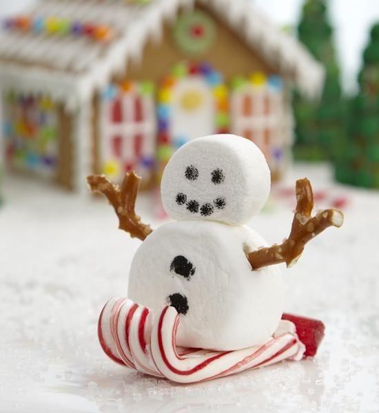 pillecukor hóember