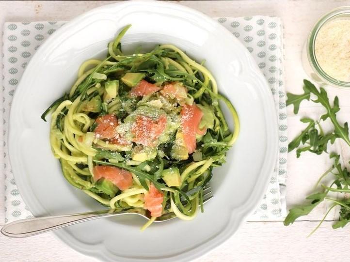 courgetti, azaz cukkinispagetti