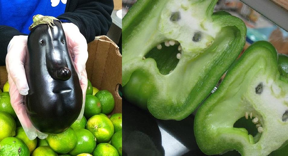zöldségarcok