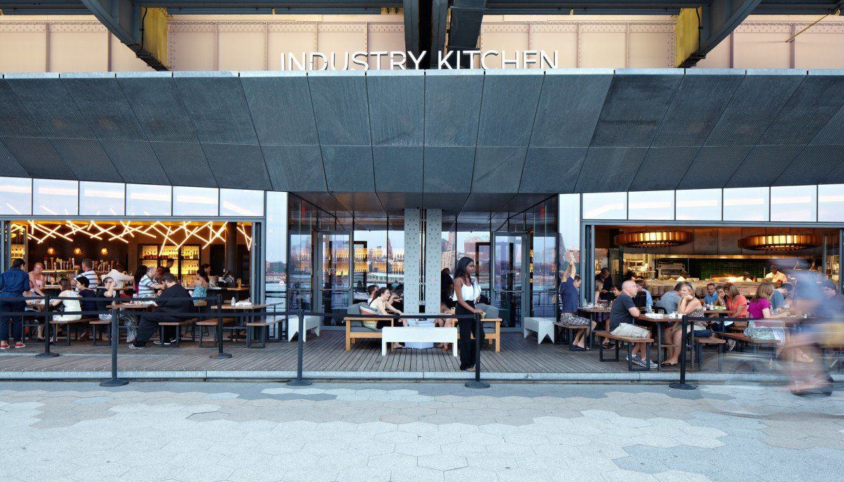 Industry Kitchen
