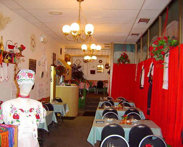 Magyar étterem Kanadában