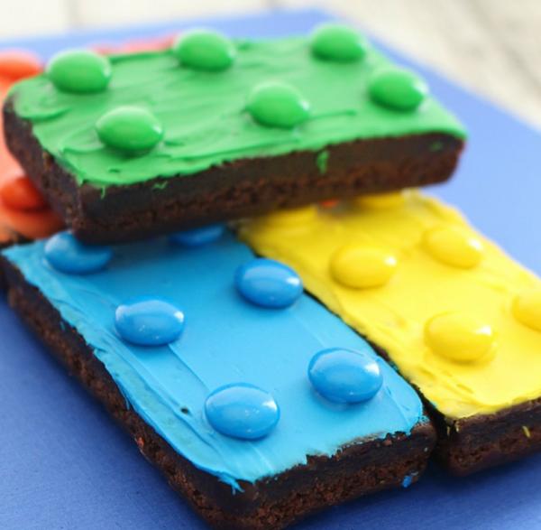 Lego brownie