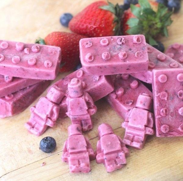 Lego joghurtos jégkrém