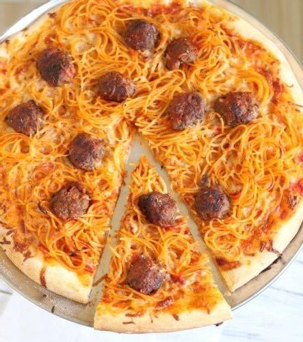 spagettipizza