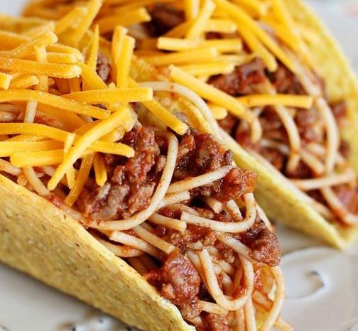 spagettitaco