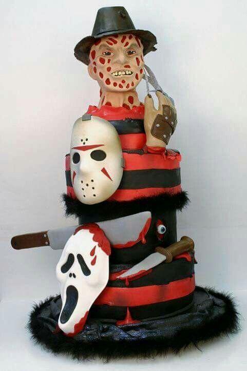 horror torta